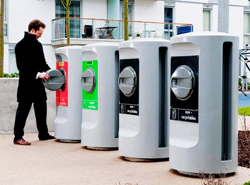 Automated Waste Collection System