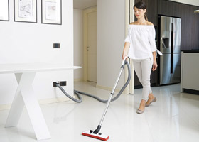 Centralised Vacuum Cleaning